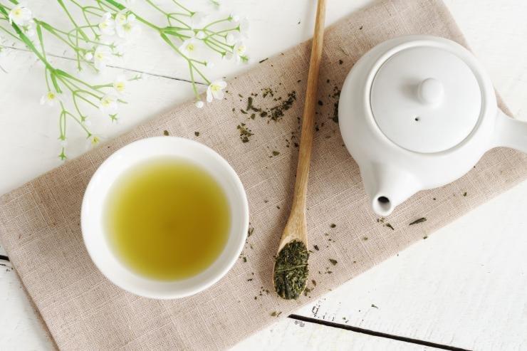 ЧУДО ОТ ПРИРОДАТА: Зеленият чай - ефикасен лек срещу акне