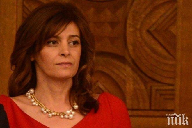 ПЪРВО В ПИК: Десислава Радева приета в тежко състояние в болница с аневризъм