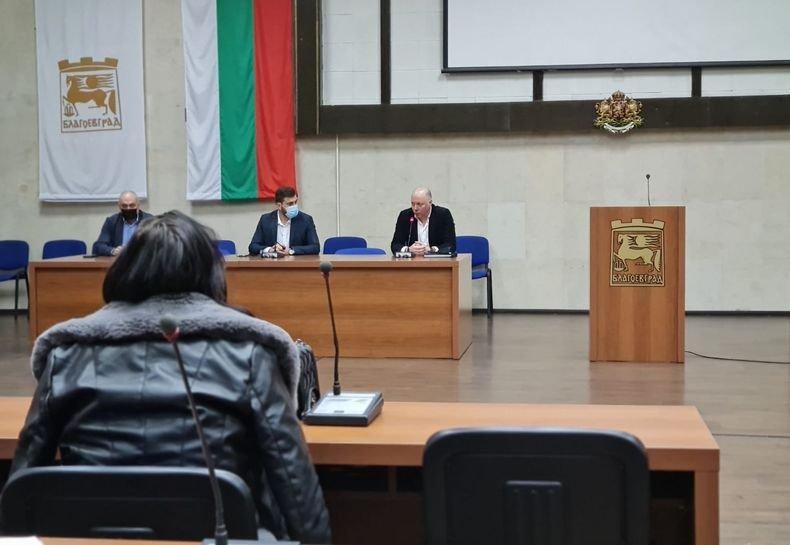"""Росен Желязков в Благоевград: Довършването на автомагистрала """"Струма"""" е приоритетен проект за ГЕРБ (СНИМКИ)"""