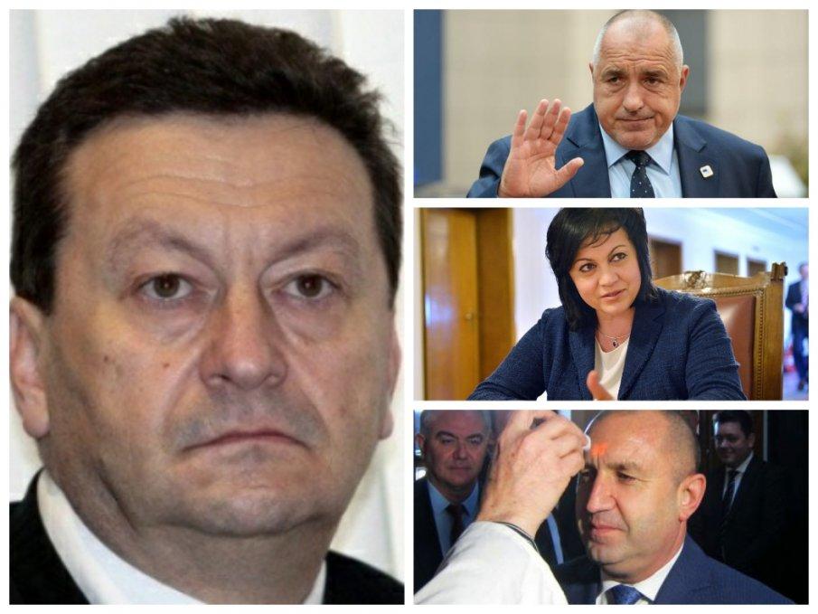 Таско Ерменков откровено пред ПИК: Радев не е необходимо да помага на БСП