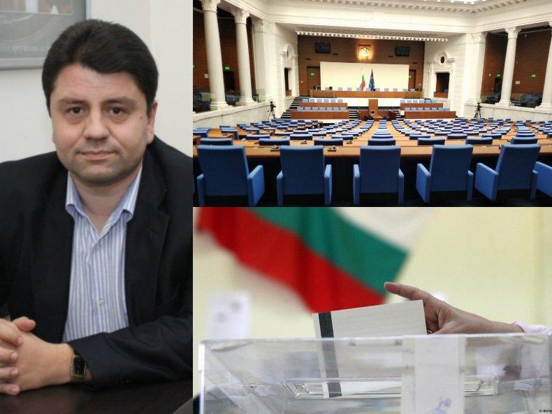 Красимир Ципов пред ПИК за изборите, новите лица в ГЕРБ и евентуалните коалиции: Наш естествен партньор са ВМРО и НФСБ. В листите на БСП виждаме хора, които са докарали страната ни до абсолютен срив