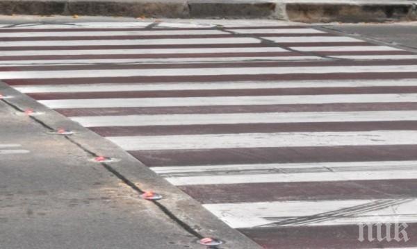 Пешеходец загина, ударен от камион в Габрово