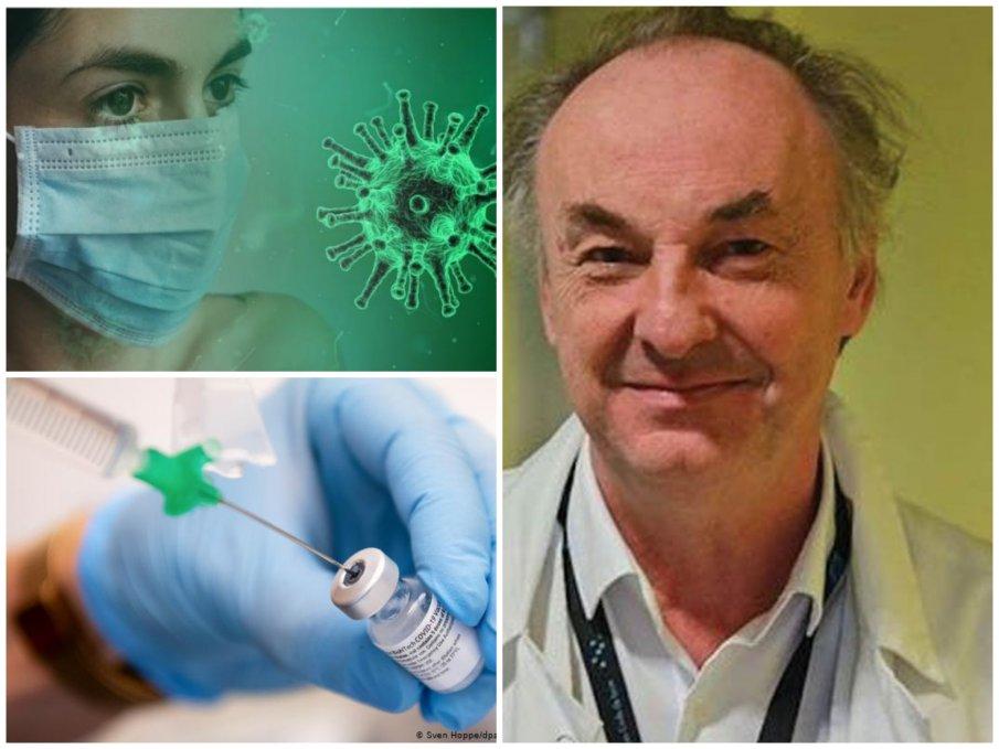 Френски вирусолог със страхотна новина: COVID-19 e на път да се превърне в обичаен сезонен вирус