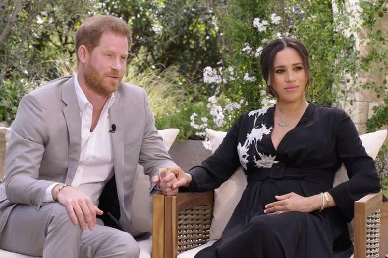 Принц Хари се прибра при Меган в САЩ, загърби ЧРД на баба си