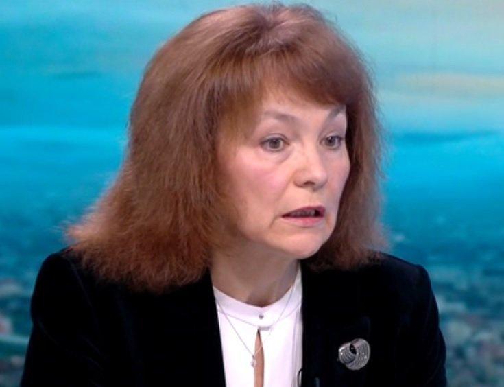 Манолова предлага Росица Матева за член на ЦИК