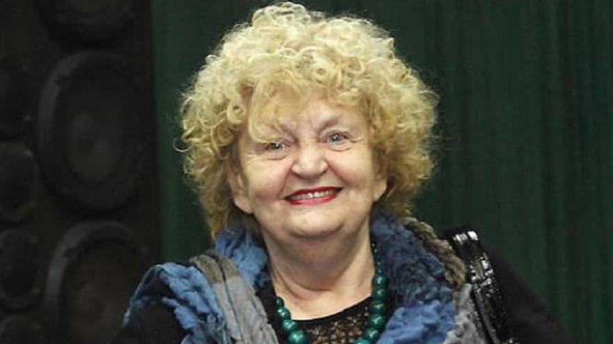 Татяна Лолова получава Икар за изключителен принос към театъра