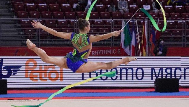 Невероятна Боряна Калейн с трети златен медал на Световната купа в София