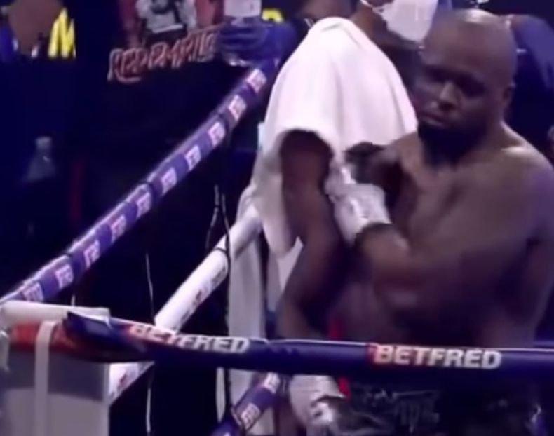 Британецът Дилън Уайт си върна шампионския пояс на Световния боксов съвет (ВИДЕО)