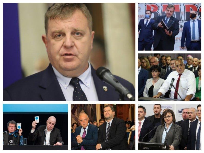САМО В ПИК TV: Лидерът на ВМРО Каракачанов: Къде САЩ видяха това македонско малцинство - в докладите на грантови НПО-та ли?! Семейството е от мъж и жена и няма да признаем 32 пола и осеменяващи родители (ВИДЕО/ОБНОВЕНА)