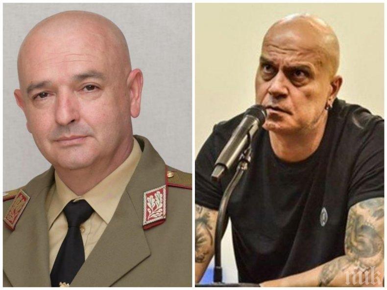 Слави Трифонов към придворен репортер: Браво, Мутафчийски плаче! (ВИДЕО)