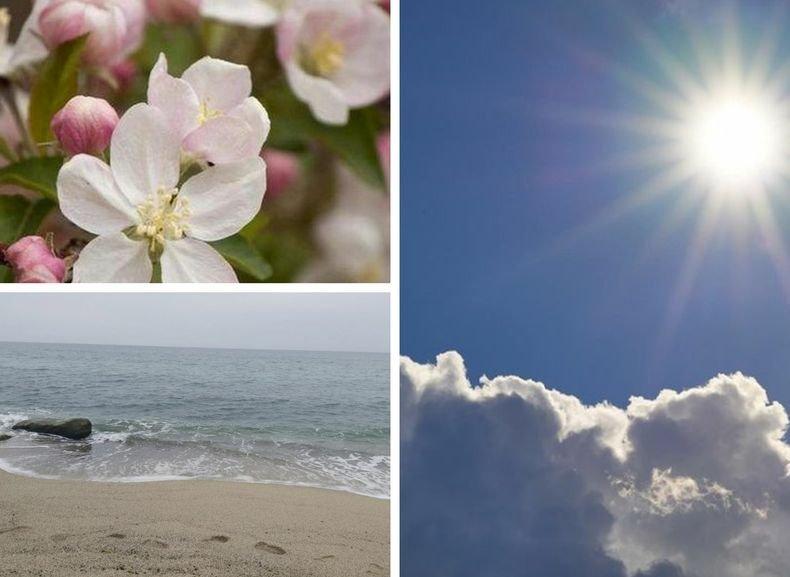 ПРОЛЕТНО! Април идва с повече слънце и температури до 17 градуса (КАРТА)