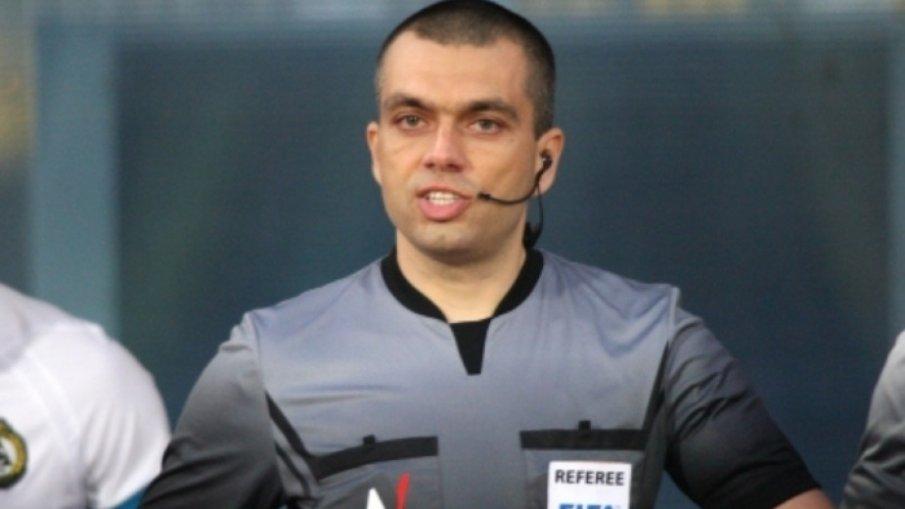 Лудогорец недоволства от съдията за мача с ЦСКА