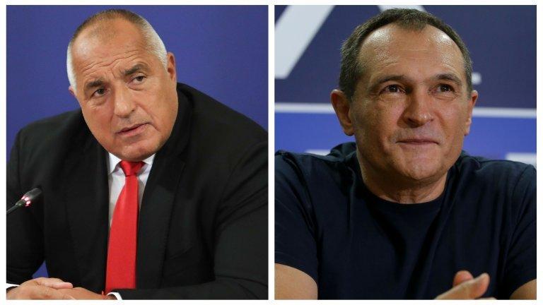 Бойко Борисов и ГЕРБ с 14-та победа на избори, Божков е другият победител
