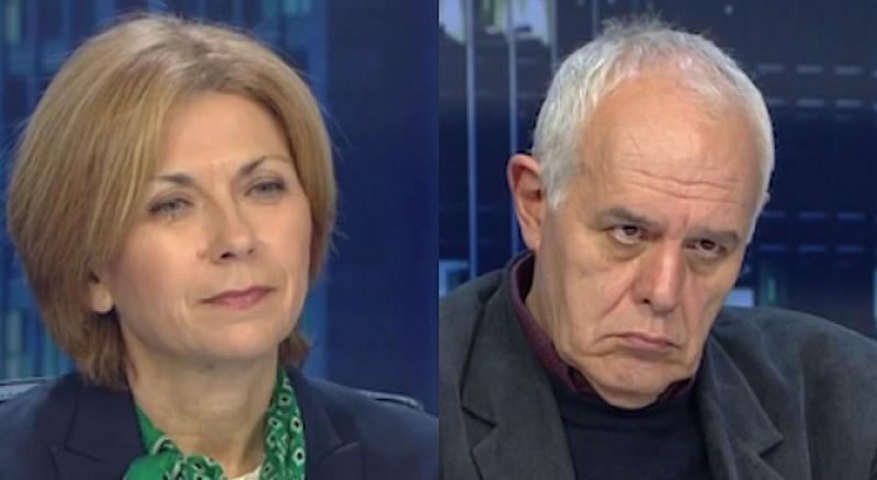 Андрей Райчев и Боряна Димитрова единодушни: ГЕРБ е в трудна ситуация - без ВМРО в парламента ново правителство е невъзможно