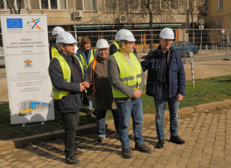 """Столична община е бенефициент по проект """"Интегриран столичен градски транспорт – Фаза 2"""""""