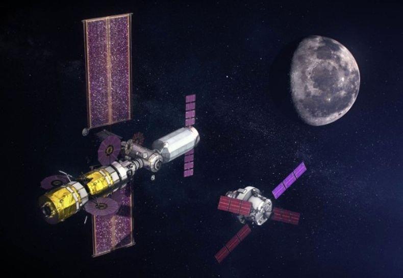 НАСА изпитва задвижваща система за базата си на Луната
