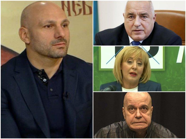 Шампионът Станислав Недков - Стъки: В България се извърши преврат. На ръба на диктатурата сме. Братя и сестри, дойде време да се преборим!