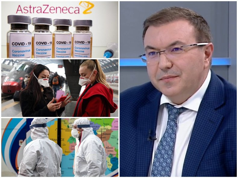 ПЪРВО В ПИК TV! Здравният министър проф. Ангелов със страхотна новина: Благодарение на авторитета на премиера Борисов от май започват големите доставки и всеки ще може да си избира ваксина (ОБНОВЕНА/ВИДЕО)