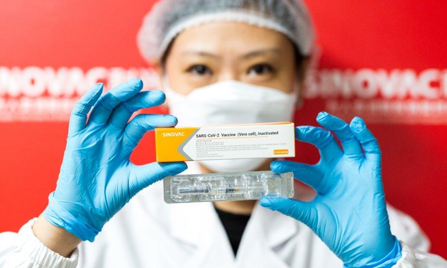 Тайван обвини Китай, че използва ваксините срещу COVID-19 за политически цели