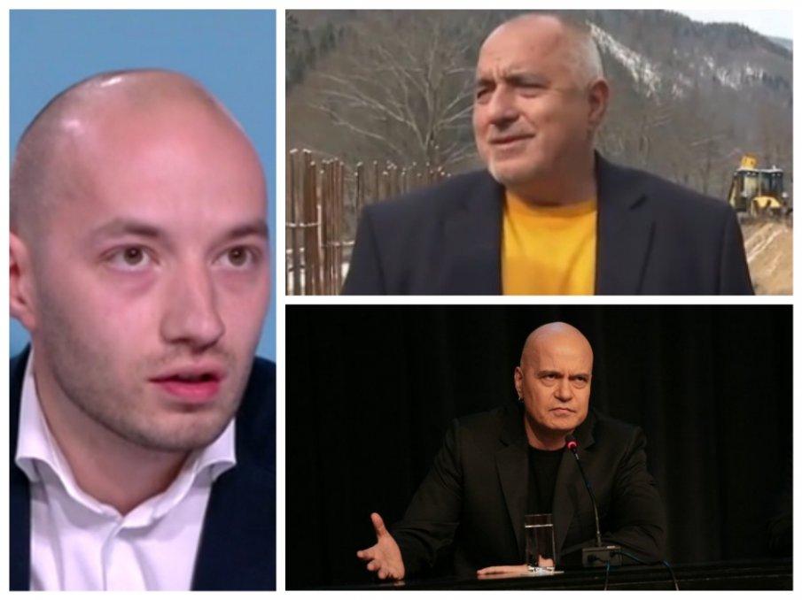Политологът Димитър Ганев: Борисов трябва непременно да излъчи кабинет. Задават се предсрочни избори през юли