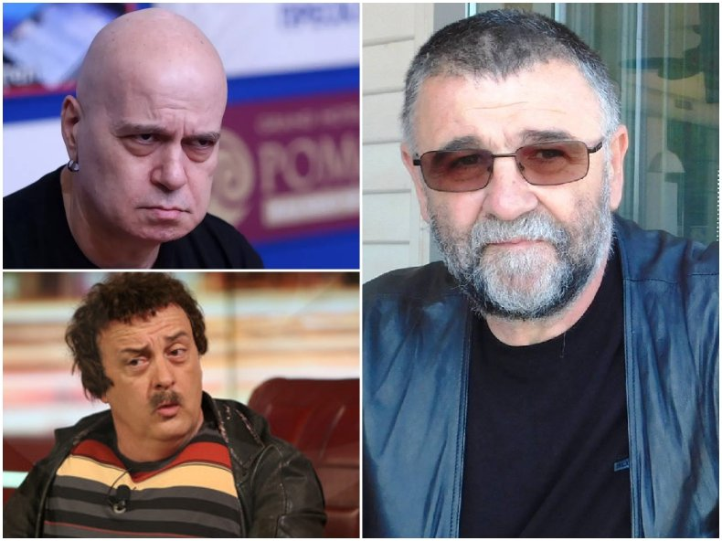 Писателят Христо Стоянов с отворено писмо до Слави: Ще разсмивате с Шишо Бакшишо нацията?! Държавата не е чалга