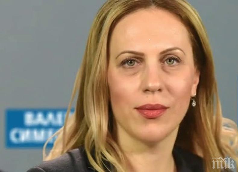 ПОХВАЛНО: Марияна Николова поиска пускането на руснаците с имоти у нас