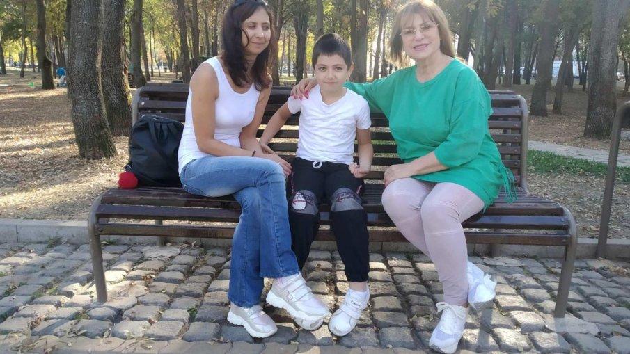 Мими Иванова хвана винтоверта заради незряща майка и сина й