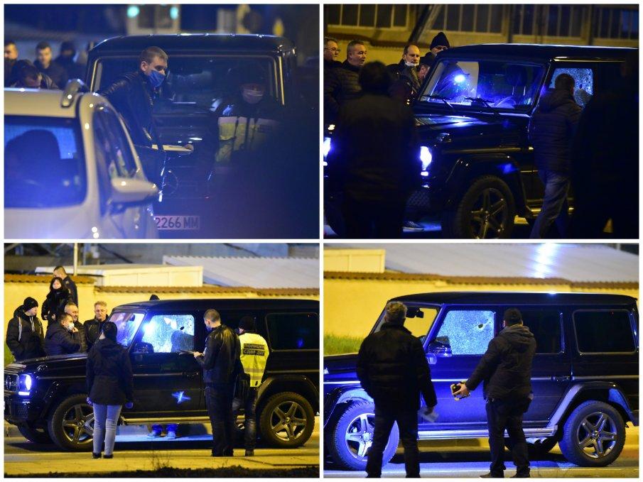 САМО В ПИК TV: Автокъщата на убития топ мафиот Дракополов се намира на метри от мястото на покушението (ВИДЕО/СНИМКИ)