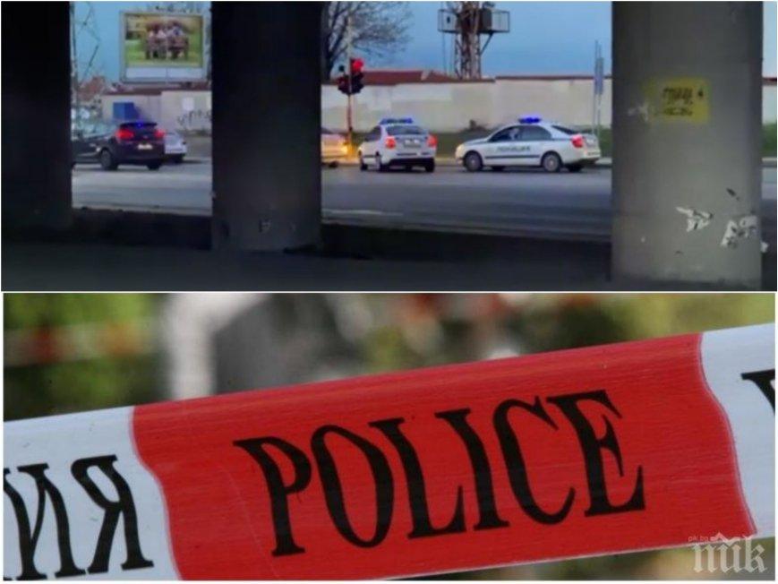 ИЗВЪНРЕДНО В ПИК: Показно убийство на бизнесмен в София (ВИДЕО)