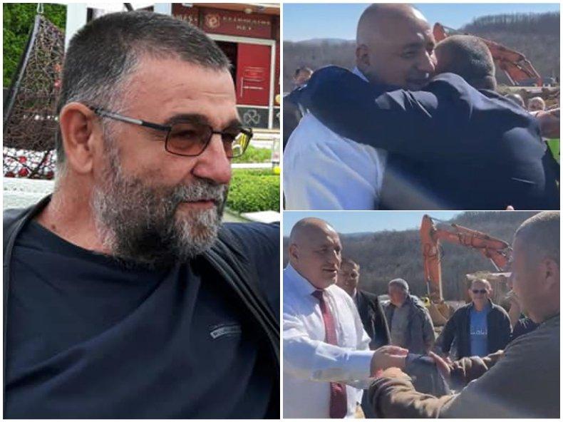 Писателят Христо Стоянов: Бойко Борисов съблече имунитета си така, както си съблече сакото на строежа на магистралата