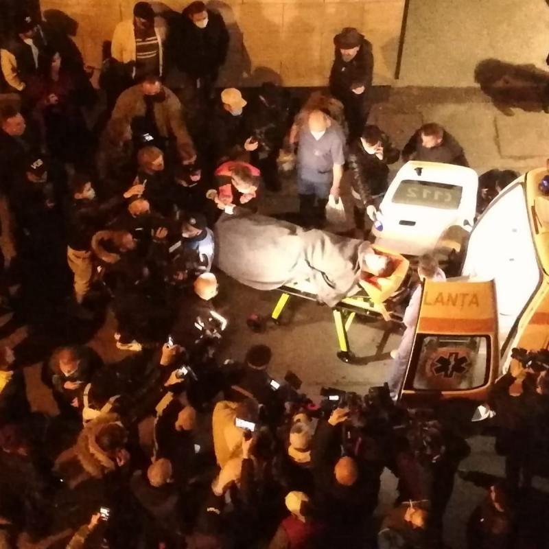 В Букурещ избухнаха безредици при изписването на пациенти от превърната в COVID отделение болница