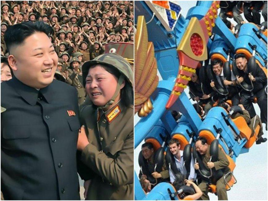 БЕЗМЕРНО БОГАТСТВО: Ким Чен Ун с частен остров, няколко двореца и личен харем от хиляди жени - лидерът на Северна Корея пръска десетки милиони за уиски и секси бельо