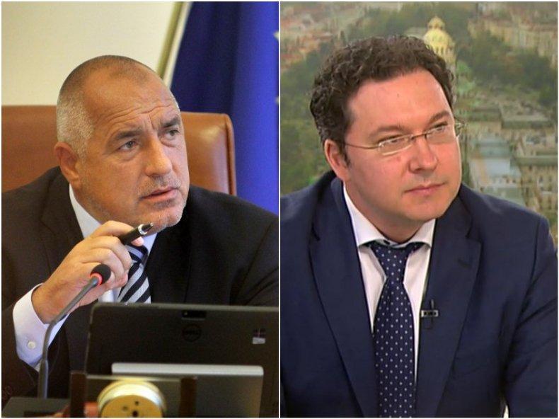 ГЕРБ предлагат Даниел Митов за премиер, Плевнелиев също остава в играта
