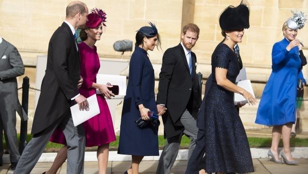 Кралицата не дава на Уилям да говори за конфликта с брат си Хари