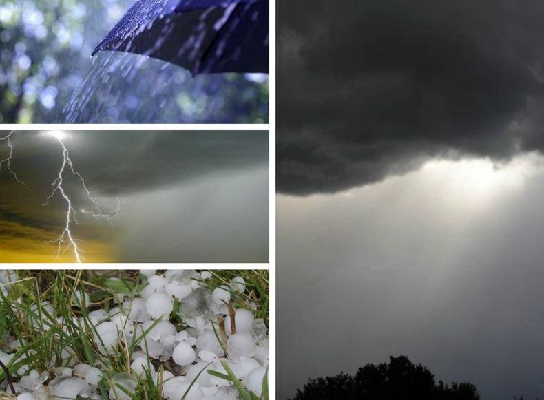 БЪРЗА ПРОМЯНА! Заоблачаване с краткотрайни валежи, на места с гръмотевици и опасност от градушки (КАРТА)