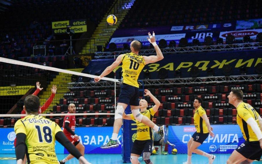 България кандидатства за съорганизатор на европейското по волейбол