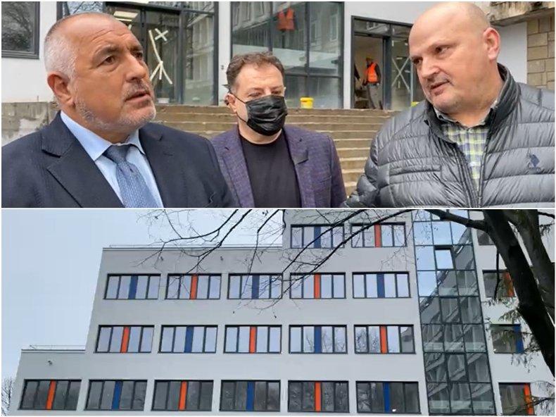 ПЪРВО В ПИК TV: Борисов призна за голяма своя болка пред чисто нова болница във Велико Търново (ВИДЕО/ОБНОВЕНА)