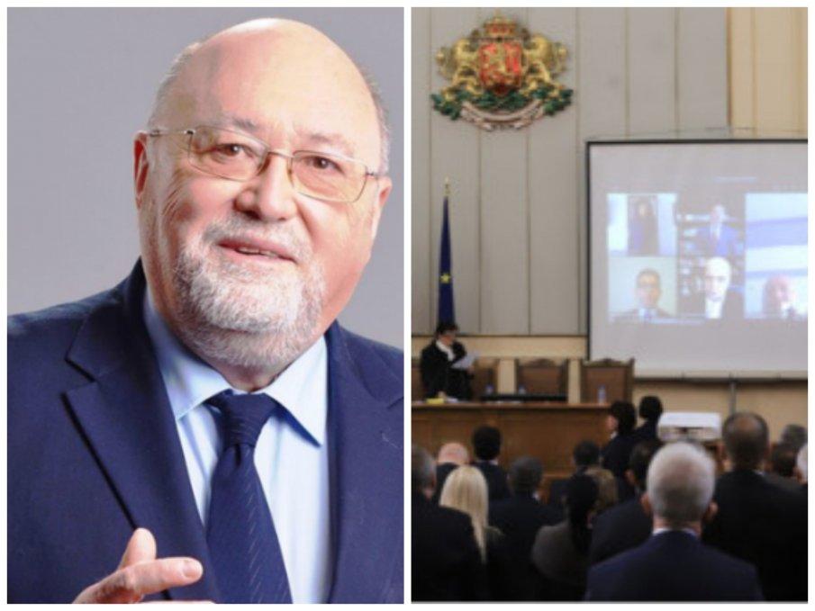 Александър Йорданов гневен: Олигархомафията с лоби в новото НС - по сценарий се прегърнаха протестърите с БСП и ДПС