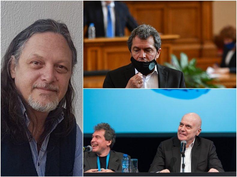 Нидал Алгафари: За мое голямо съжаление Тошко Йорданов проговори