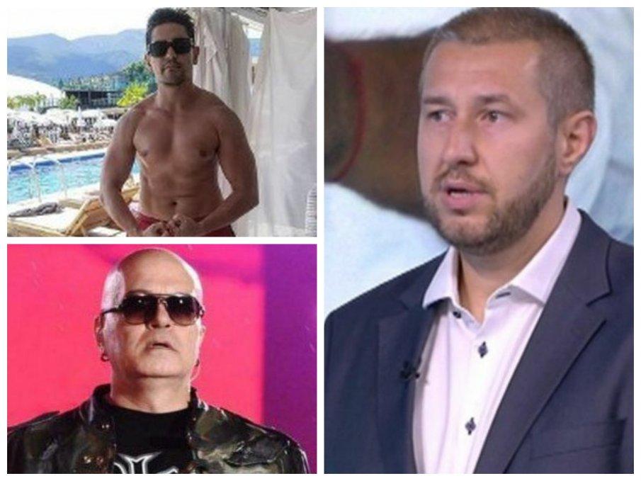 Пиарът на ГЕРБ показа новия председател на Правната комисия от ИТН на Слави - Руди пъчи мускули само по бельо