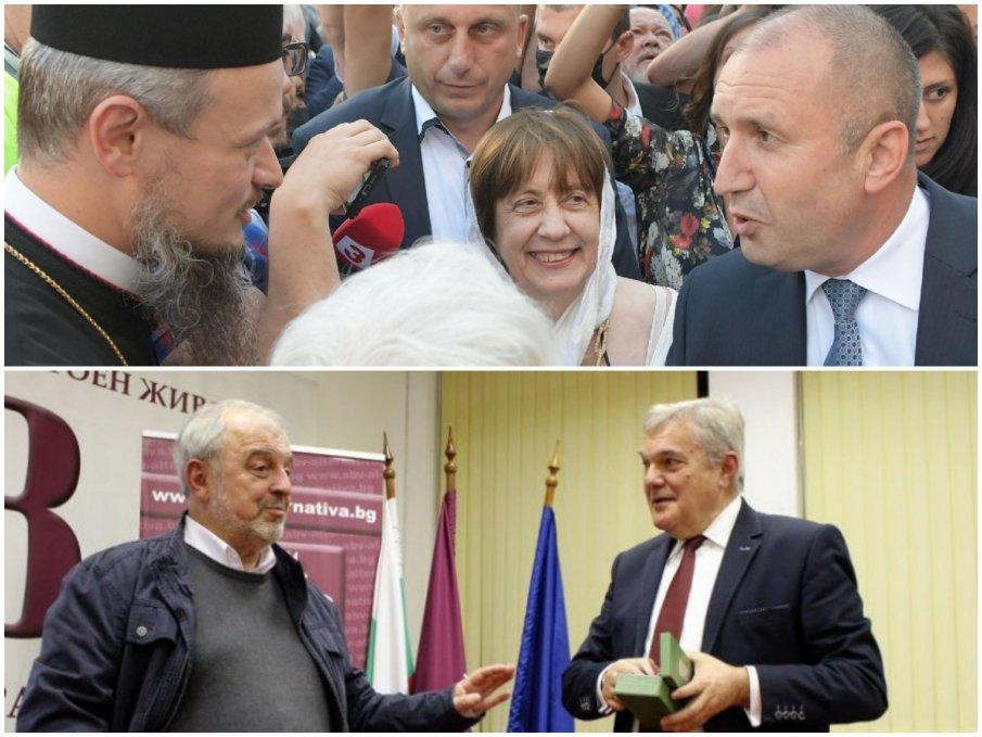 РАЗКРИТИЕ: Слави предлага за премиер Ренета Инджова или Иван Илчев