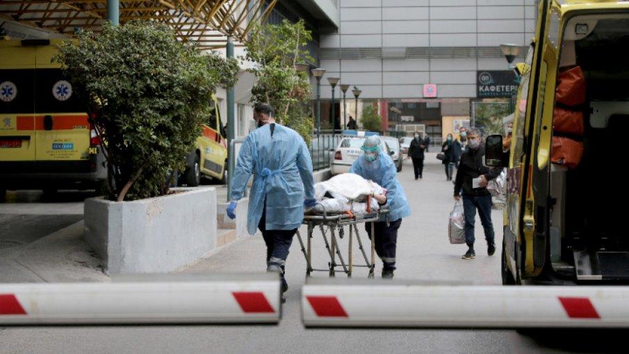Подлагат работещите в Гърция на задължителни тестове за коронавирус
