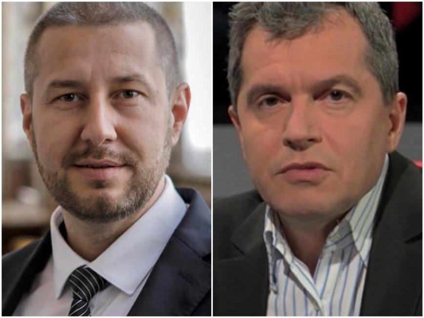 Пиарът на ГЕРБ Никола Николов с остър коментар за заплахите на Тошко Йорданов към журналист на Нова