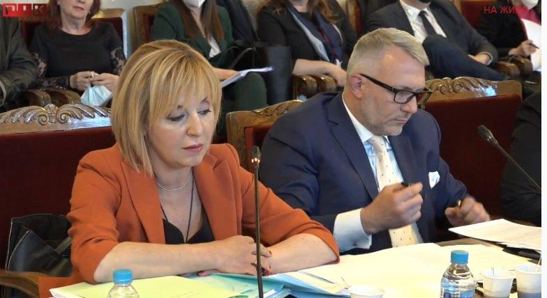 Хаджигенов пак гази закона цял ден без маска в парламента, Дончева я носи под носа - дузина депутати нехаят за пандемията (СНИМКИ)