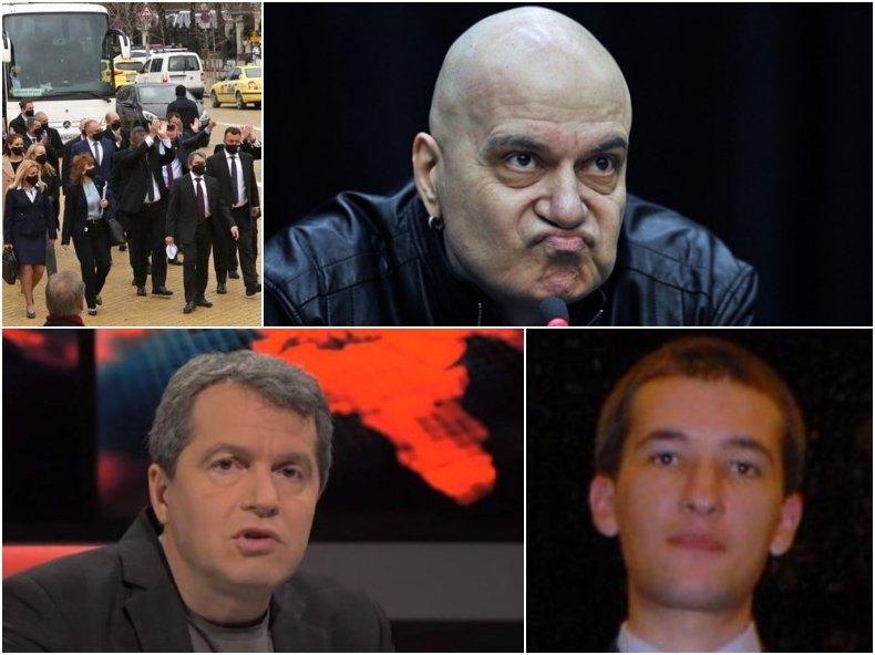 Блогър с отворено писмо до Слави: Излез и издай гангстерите, които те рекетират!