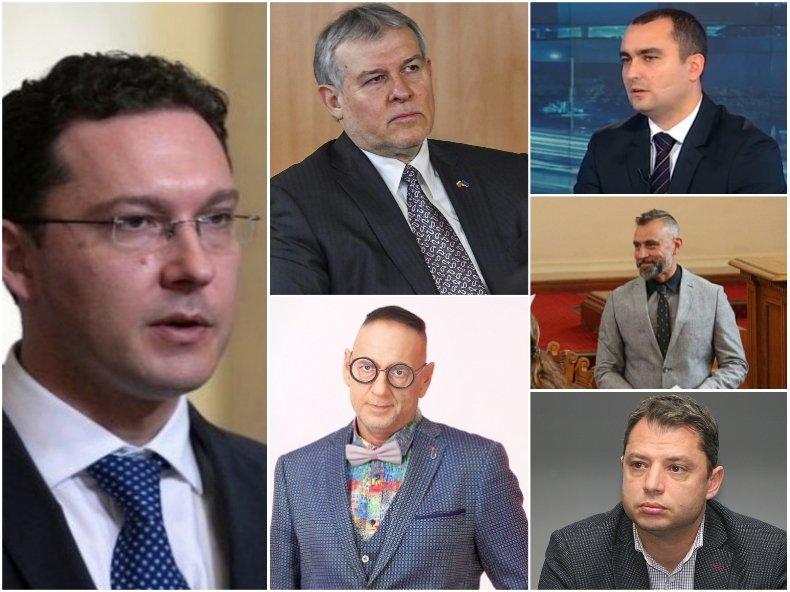 ГОРЕЩО В ПИК: Ето кои са министрите в кабинета на ГЕРБ - цели 8 са чисто новите лица (ПЪЛЕН СПИСЪК)