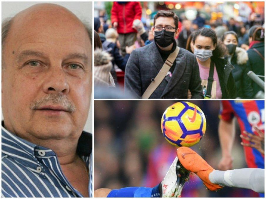 Георги Марков гневен пред ПИК: Удариха ни с биологично оръжие, съсипаха ни живота - ще умрем с маски! Сега искат и футбола да ни вземат