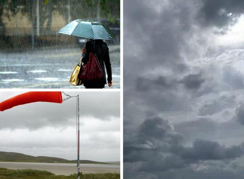 НЕ ЗАБРАВЯЙТЕ ЧАДЪРИТЕ! Отново облаци и дъжд. Остава хладно за сезона (КАРТА)