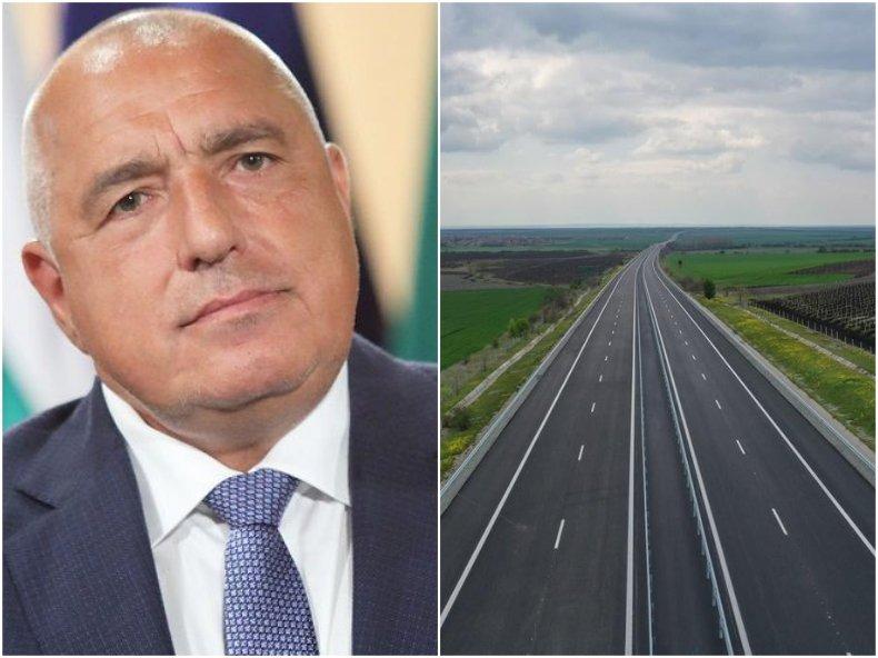 ПЪРВО В ПИК TV: Бойко Борисов: Продължаваме да подобряваме пътищата в страната (ВИДЕО)