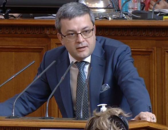 ПИК TV: Тома Биков: При блокиране на машина за гласуване, ще бъдат виновни БСП и президентът, защото ЦИК и служебното правителство са техни (НА ЖИВО)
